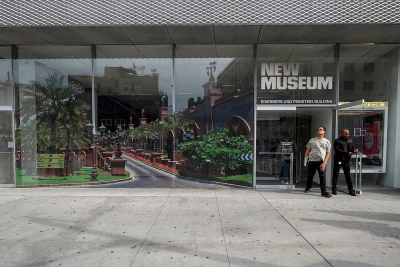 New Museum Exterior