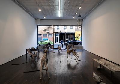Jack Hanley Gallery Interior