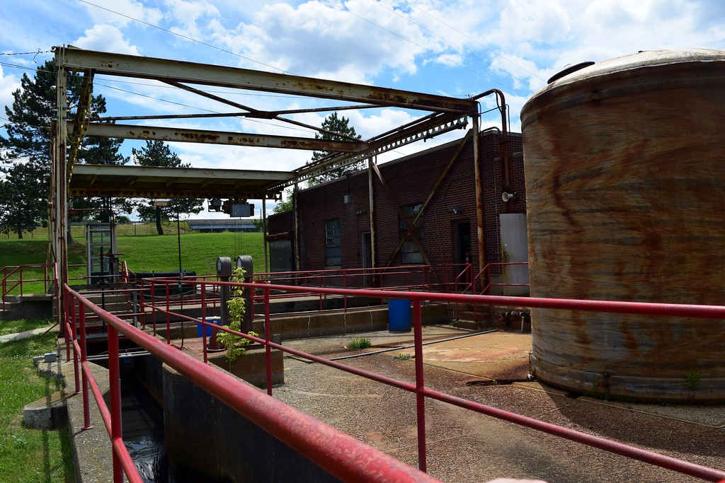 . A look at the water and sewer treatment and recovery plants owned by the Water Resources Commissioner\'s Office throughout Pontiac.