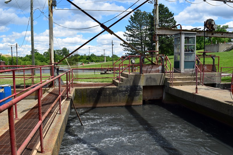 A look at the water and sewer treatment and recovery plants owned by the Water Resources Commissioner's Office throughout Pontiac.
