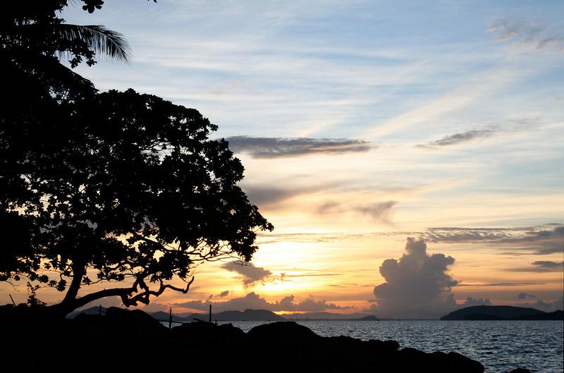 55_Island_sunset