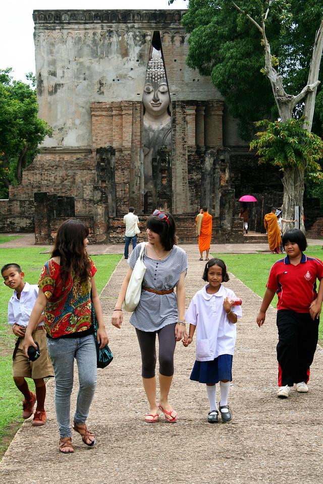 วัดศรีชุมที่สุโขทัย Wat Si Chum, Sukhothai