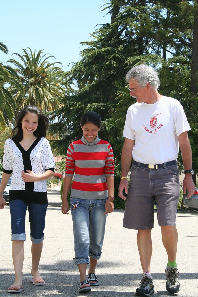 Benyapa, Nam Whan, John SB at SBMS