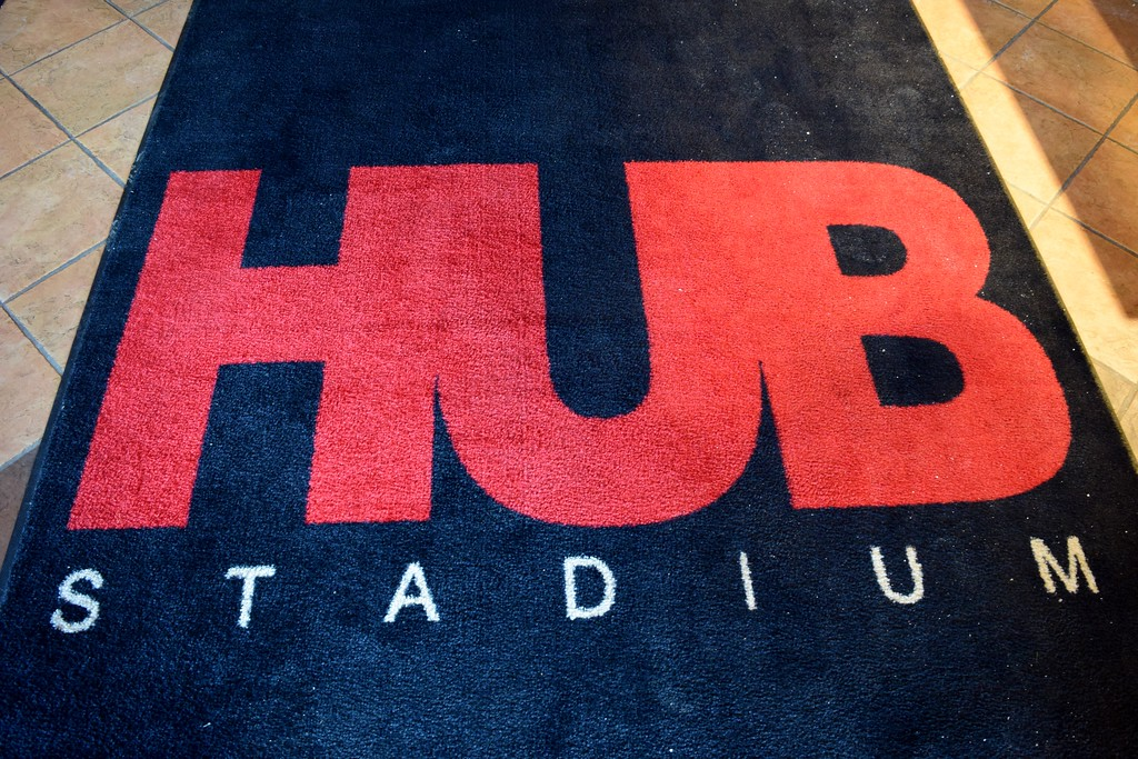 . Inside The HUB Stadium at 2550 Takata Drive in Auburn Hills on Wednesday, Jan. 4, 2017.