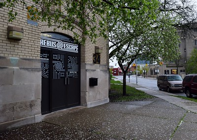 Erebus Escape, 34 Oakland Ave. in downtown Pontiac, on Friday, May 5, 2017.