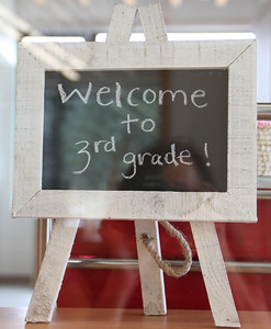 Our educators have worked hard to make each of their classrooms a welcoming place.