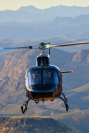 Mike Reyno, H125, Private