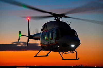 Mike Reyno, Bell 429 GlobalRanger, Mercy Flight