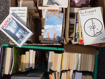 Où les genres littéraires se côtoient...