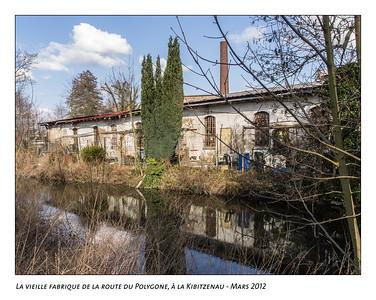 Route du Polygone - Strasbourg