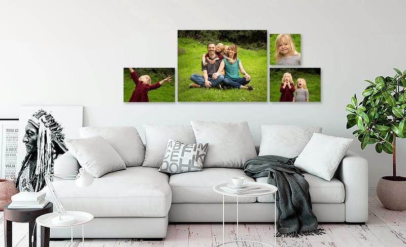 alysia Family Collage
