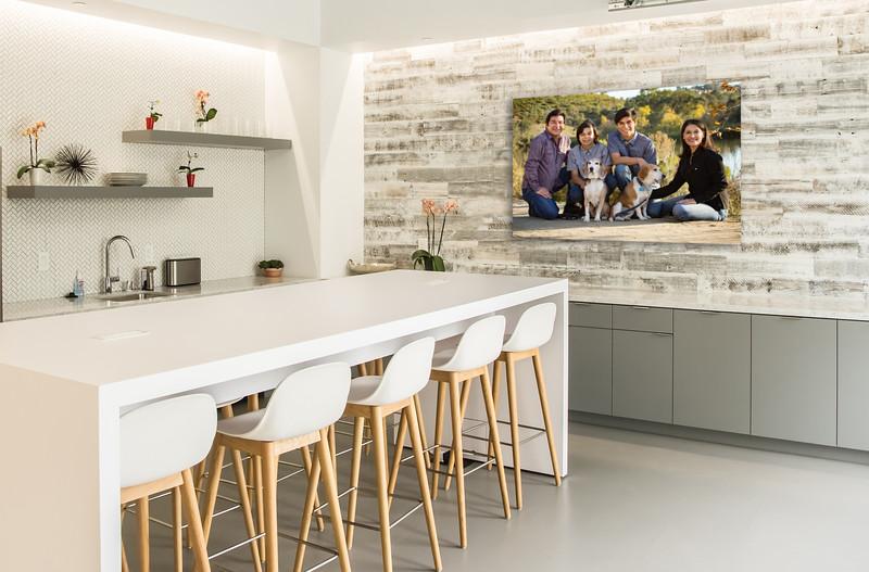 Kitchen Seth Family
