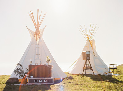 Tinker Trailer Teepees