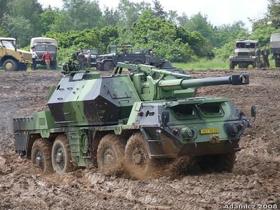 152mm ShKH DANA v77