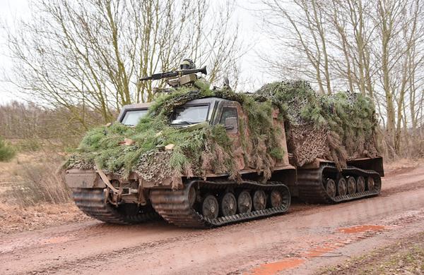 BV 206 Bandvagn