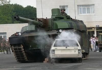 Leclerc MBT