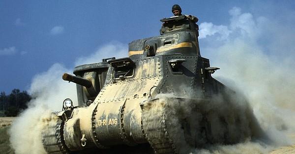 AFV - to 1945