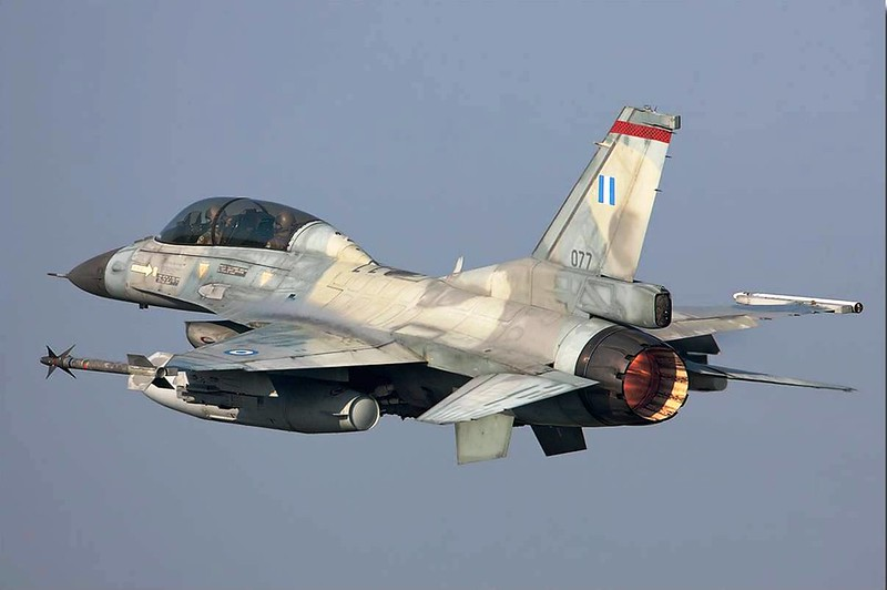 Greek F-16D Block 50