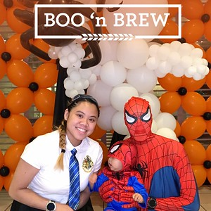 Halloween Party at Cottonwood Mall