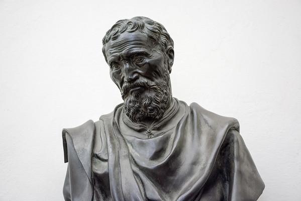Accademia Galleria Michelangelo di Lodovico Buonarroti Simoni  Florence, Italy