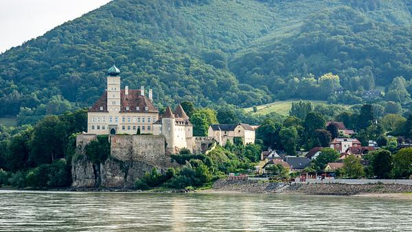 Schonbuhel Castle  Wachau Valley, Austria