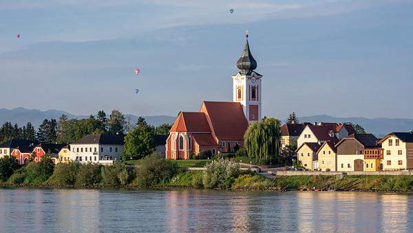 Ybbs an der Donau  Wachau Valley, Austria