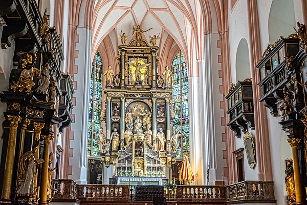 Sound of Music  St. Michael's Basilica Mondsee, Austria