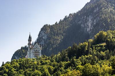 Schloss Neuschwanstein  Neuschwanstein, Germany