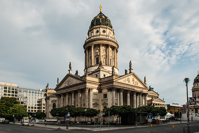 Deutscher Dom, Gendarmenmarkt.  Berlin, Germany