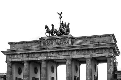 Brandenburg Gate  Berlin, Germany