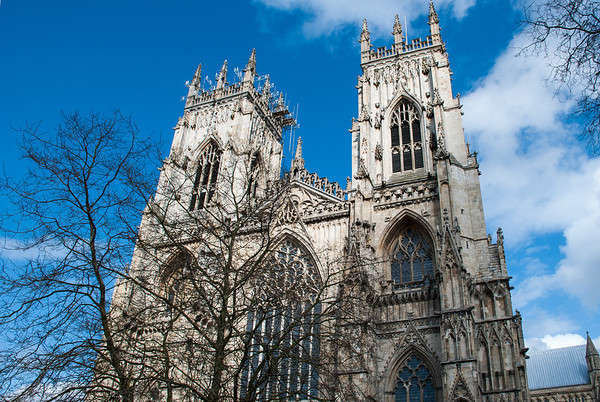 York Minster  There are 33 active Anglican churches in York which is home to the Archbishop of York and the Mother Church, York Minster, and administrative centre of the northern province of the Church of England and the Diocese of York.  York, England