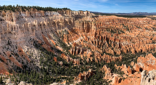 Bryce Point  Bryce Canyon, Utah
