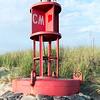Cape May Beach Buoy<br /> <br /> Cape May, NJ