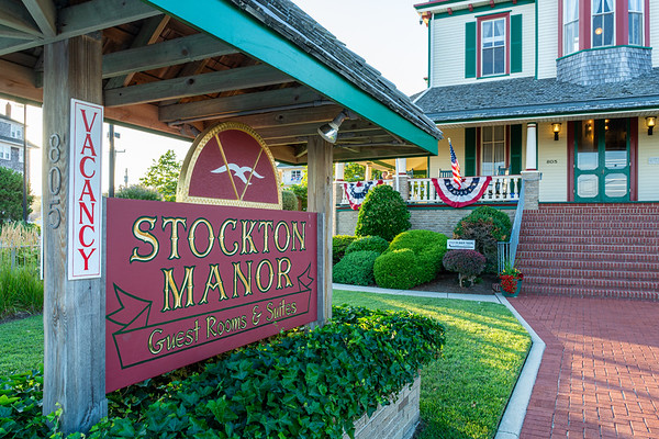 Stockton Manor  Cape May, New Jersey
