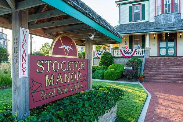 Stockton Manor  Cape May, New Jersey