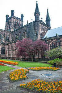 St Peter's Church, Chester