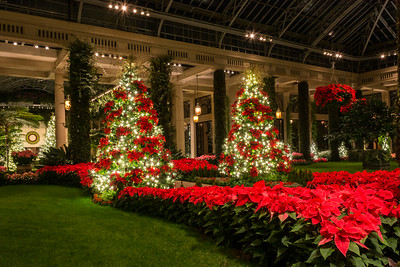 Christmas at Longwood  Longwood Gardens Kennett Square, PA