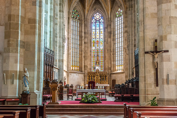 St. Martin's Cathedral  Bratislava, Slovak Republic
