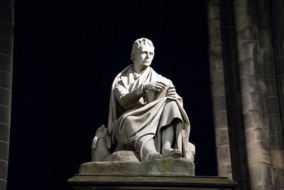 Scott Monument  The Scott Monument is a Victorian Gothic monument to Scottish author Sir Walter Scott. It stands in Princes Street Gardens in Edinburgh.