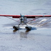 Riverboat Discovery<br /> <br /> A bush pilot performs multiple  take-offs and landings on the Chena River.<br /> <br /> Fairbanks, Alaska