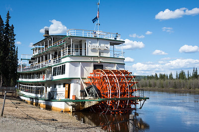 Sternwheeler Riverboat Discovery  Fairbanks, Alaska