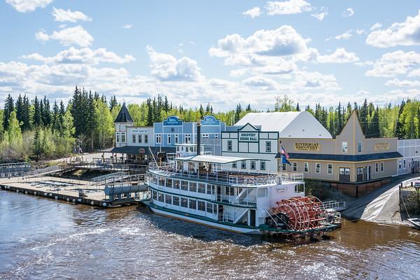 Sternwheeler Riverboat Discovery  Fairbanks, Alaska