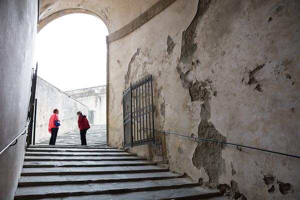Palazzo Pitti  Florence, Italy