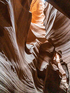 Secret Antelope Canyon  Lake Powell, Arizona