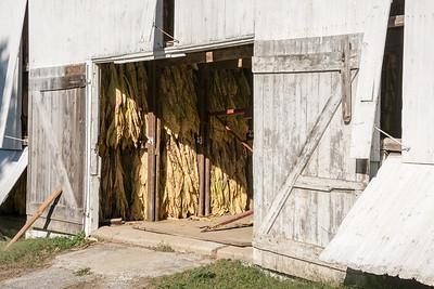 King Tobacco Barn  Strasburg Lancaster County, PA