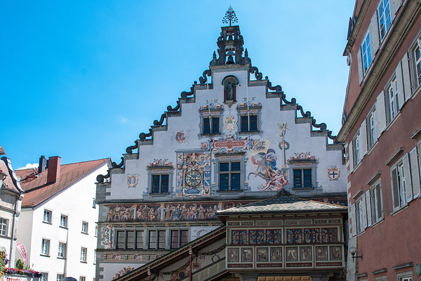 Old Town Hall  Lindau, Germany
