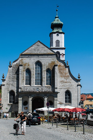 Church of St. Stephan (Stephanskirche)  Lindau, Germany