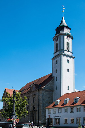 St. Mary's Church  Lindau, Germany