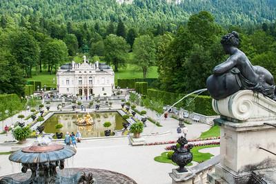 Linderhof Castle  Linderhof, Germany