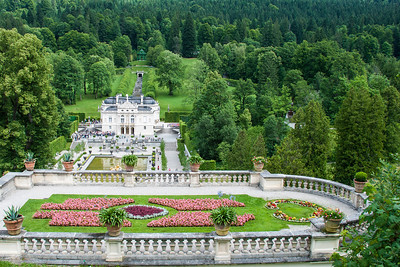 Linderhof Castle  Linderhof, Germany